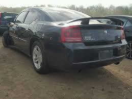 100 Greg Coats Cars And Trucks 2006 Dodge Charger R Front End Damage 2B3KA53H06H321692 Sold