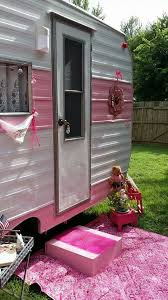 Stella The Pink Vintage Camper Just Makes Everything Better