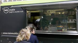 Williamsburg, NY - Falafel War Between Palestinians & Israelis On ... New York Food And Wine Festival Carts In The Parc 2011burger Conquest State Of Food Trucks Why Owners Are Fed Up With Outdated Photo1jpg 16001195 Truck Pinterest Foods Truck Que Stock Photos Images Alamy 10 Best Trucks City Trip101 Mud Coffee Cooper Square Coffee Grand Army Plazas Rally Wayy Parked At South Street Seaport August 20 Taim Mobile Blog Tasty Recipes Hal Town Country Toyota In Charlotte Used Car Dealership Nyc Assn Opens Drive To Help Feed Citys Homebound