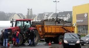 chambre agriculture quimper finistère cinq agriculteurs en garde à vue après une