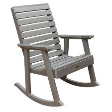 Highwood® Weatherly Recycled Plastic Rocking Chair - Walmart ... Fniture Stunning Plastic Adirondack Chairs Walmart For Outdoor Deck Rocking Lowes Lawn In Brown Wicker Chair Patio Porch All Weather Proof W Lovely Resin Collection Of Black Best Way Your Relaxing Using Intertional Caravan Maui 50 Inspired Beach Lounge Restaurant Semco Recycled Walmartcom Shine Company Vermont Rocker Chili Pepper Products Ozark Trail Portable