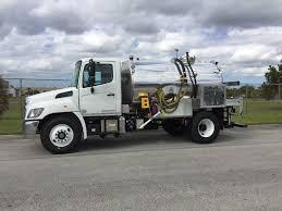100 Sewer Truck 2019 HINO 268A Miami FL 5001988342 CommercialTradercom