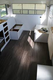 Best Type Of Flooring For Rv by Reasons To Install Vinyl Plank Flooring In Your Trailer Or Rv