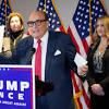 Rudy Giuliani baselessly alleges 'centralized' voter fraud at free ...