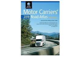 Rand McNally Updates Motor Carriers' Road Atlas - Drivers - Trucking ...