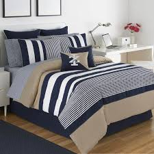 Batman Bed Set Queen by Shop Izod Classic Stripe Comforter Sets The Home Decorating Company