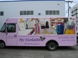 Studio 3 Signs Wraps My Violette As Their Mobile Boutique Hits ... Studio 3 Signs Wraps My Violette As Their Mobile Boutique Hits Violethill Fashion Violet Hill Make Room Food Trucks Stores Have Hit The Streets Vehicle Graphics On The New Thrive Truck Boutiques On Wheels Are Retails Answer To Ford Marketing Used For Sale All Archives Page 11 Of 42 Find A Pink Home Facebook Shop Westjet Magazine