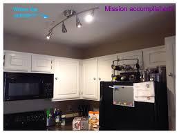 Kitchen Light After