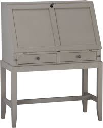 Crate And Barrel Desk Lamp by Crate And Barrel Regent Secretary Desk Dimensions Included For