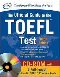 Official Guide To The TOEFL Test With CD ROM 4th Edition 0071766588