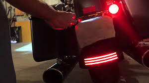 Harley Davidson Light Fixtures by Custom Dynamics Led Taillights 2014 Harley Davidson Street Glide