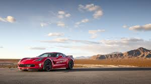 Driving School For Corvette At Spring Mountain: New Roads