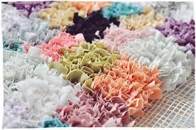 tapis a faire soi meme diy tuto le tapis boucherouite au point noué latch hooking