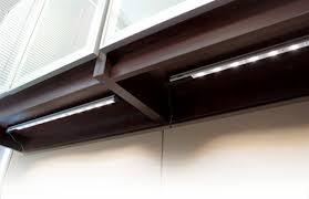 overhead led task light by esi ergonomic solutions
