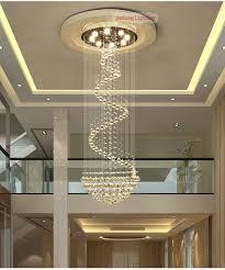junhong lighting led 3 helligkeit treppe kristall