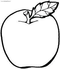 Coloring Pages Of Fruit Printable Free