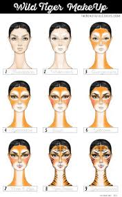 Cultural Appropriation Halloween by Best 25 Tiger Face Paints Ideas On Pinterest Halloween
