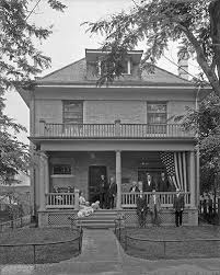 Columns On Front Porch by Preservation Brief 45 Preserving Historic Wood Porches