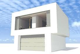 ePlans Contemporary Modern Garage Plan – Contemporary Garage