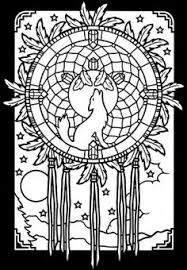 Free Stained Glass Printble Coloring Sheet