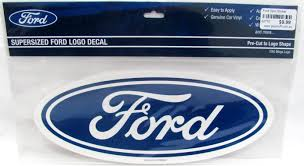 100 Ford Stickers For Trucks Motor Company Blue Oval Logo Large Mega Spot Car