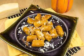 Pumpkin Gnocchi Recipe by Gnocchi With Aji Panca Brown Butter Recipe