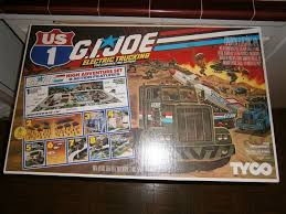 100 Gi Trucking Find More Rare Tyco Us 1 Electric Joe High Adventure