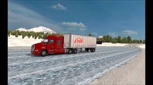 Ice Road Trucker On American Truck Simulator - YouTube Ice Road Truckers To Haul Freight Churchill Winnipeg Free Press Road Trucking Legend Celbridge Cabs Redi Services Heavy Haul Down An Ice In Bethel Alaska Random Currents On Thick Inside The Real World Of Trucking Truckers Joing Forces Season 10 History Youtube Airmen On Caribou Hunting Trip Save Trucker Torch Sunday I80 Wyoming Pt 1 Ice Road Truckers History Tv18 Official Site Pennysaver Soft Serve Cream And Hawaiian Truck
