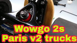 Wowgo 2s Test After Paris V2 Trucks - YouTube Ups Will Pilot These Adorable Electric Trucks In Paris And Ldon First Build Kicktail Deck Paris 180mm 6364 190kv Motor Two Men And A Truck Home Facebook Test Review Trucks V2 Boardmagcom Skateboarding Is My Lifetime Sport Street 169 Longboardypl Youtube Review A Great Allround For Beginners This Is Dakars Fancy New Race Truck Top Gear The Sketchbook Truck Company Best Longboard Out Longboardlife Riptides On The Road Canon Magnum