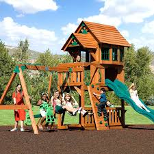 Diy Backyard Playground Surface Ideas - Lawratchet.com Backyards Awesome Playground For Backyard Sets Budget Rustic Kids Medium Small Landscaping Designs With Exterior Playset Striped Canopy Fence Playsets Swing Parks Playhouses The Home Depot Diy Design Ideas Llc Kits Set Lawrahetcom Superb Play Metal And Slide Kmart Pictures Charming Best 25 Playground Ideas On Pinterest Outdoor