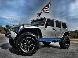 2018 Jeep Wrangler JK Unlimited RUBICON JK CUSTOM LIFTED 38S LEATHER ...