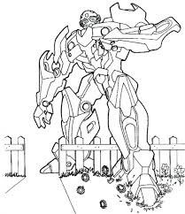 Bumblebee Transformer Face Coloring Page Transformers Pages Bumble Bee Car