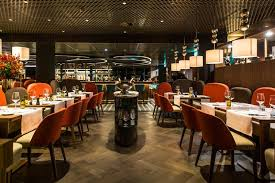 Discover George An Exquisite Rooftop Restaurant In Zurich Covet
