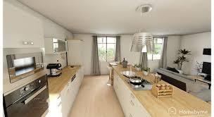 cuisine et salon dans la meme cuisine ouverte sur salon aménagement maison travaux