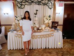 A Rustic Garden Baby Shower To Welcome Justin Loved The Romantic Feel And Style