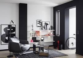 schöner wohnen farbe blackandwhite