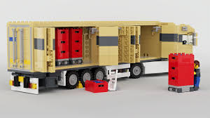100 Lego Truck John OShea The LEGO Man On Flickr Featuring A Renault T