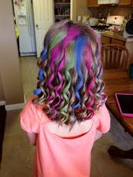 16 Best Hair Chalking Fun Ideas For Kids Images On Pinterest
