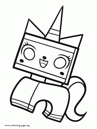 The Lego Movie Coloring Pages Free Printable 655760