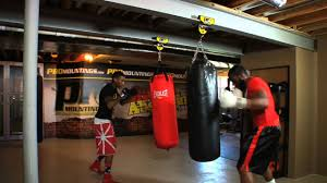Punching Bag Ceiling Mount by Bryant By By Jennings U0026 Tyrone