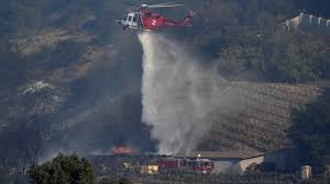 100 Rupert Murdoch Homes Bel Air Wildfire Threatens Homes Of Elon Musk Many