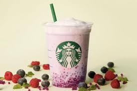 Starbucks Indonesia Singapore Acai Mixed Berry Yogurt Frappuccino
