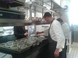 cuisine des pros la brigade en cuisine que des pros photo de le parc restaurant