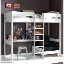 lit mezzanine avec canapé convertible fixé lit mezzanine avec canape convertible lit mezzanine avec canape
