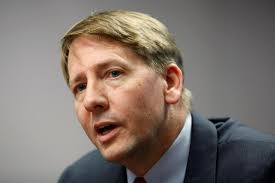 consumer bureau protection agency u s consumer agency cordray to leave by end of month