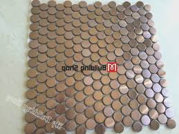 metal edge for tile backsplash