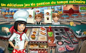 le jeu de la cuisine cooking fever applications sur play
