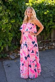 lilly pulitzer summer maxi dress have need want