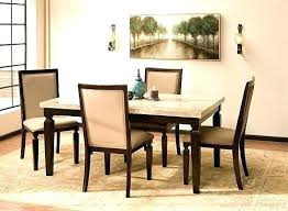 And Dining Table Room Kitchen Wonderful Sets Best Raymour Flanigan Marble Gallery