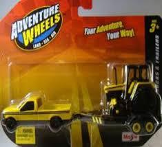 100 Toy Farm Trucks And Trailers Buy Maisto Adventure Wheels Lil